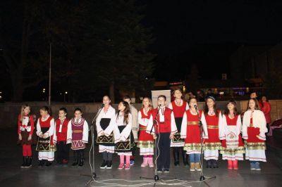 Вокална група - НУ Неделя Петкова - Сопот